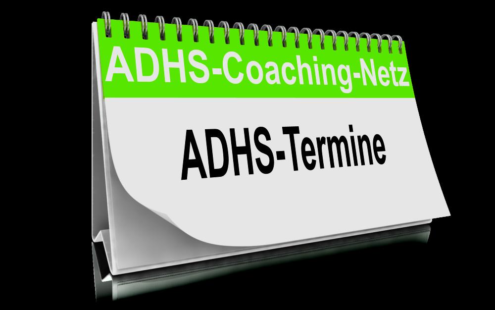 ADHS-Termine