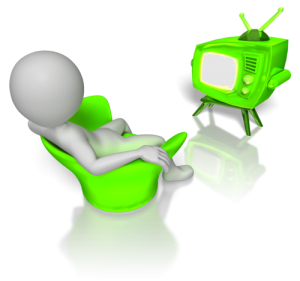 stick_figure_watching_tv_8338